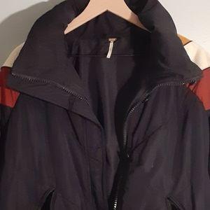 Free people puffer jacket